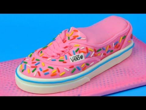 Birthday Shoe Cake Ideas