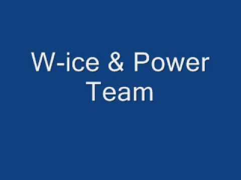 Hvala ti za sve W Ice & Power Team