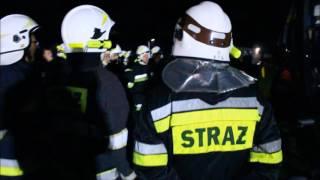 Gostyń  Straż oraz LPR   Nocne działania  www gostynska pl