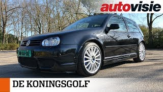 Peters Proefrit #52: Volkswagen Golf R32 (2003)