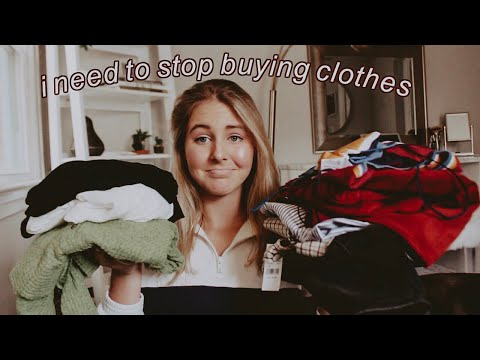 $1,000 winter clothing haul!! urban, pacsun, zaful