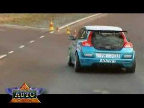 Volvo Develops New Green Racing Car for 2008 STCC Season