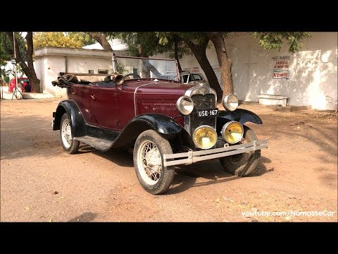 Ford Model A 1929 | Real-life review
