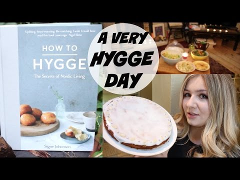 HOW TO HYGGE | with #BookBreak
