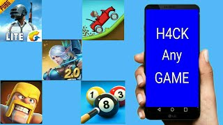 How To Hack Any Game Using Gameguardian Without Root