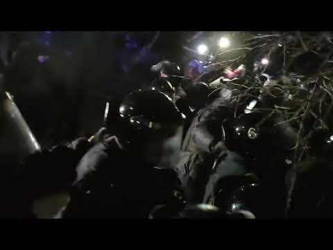 Інтернет-видання «Полтавщина»: Сутички з поліцією у Нових Санжарах (2020.02.20)