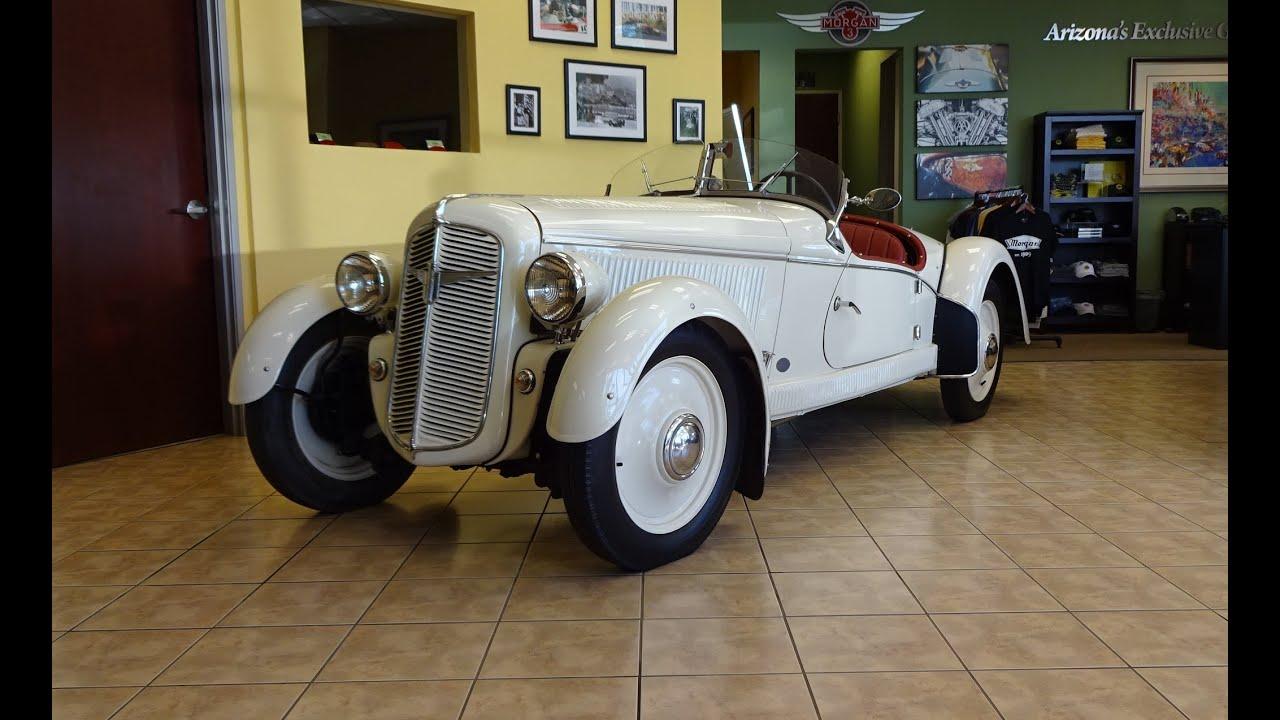 1935 adler trumpf junior sport in white paint engine. Black Bedroom Furniture Sets. Home Design Ideas