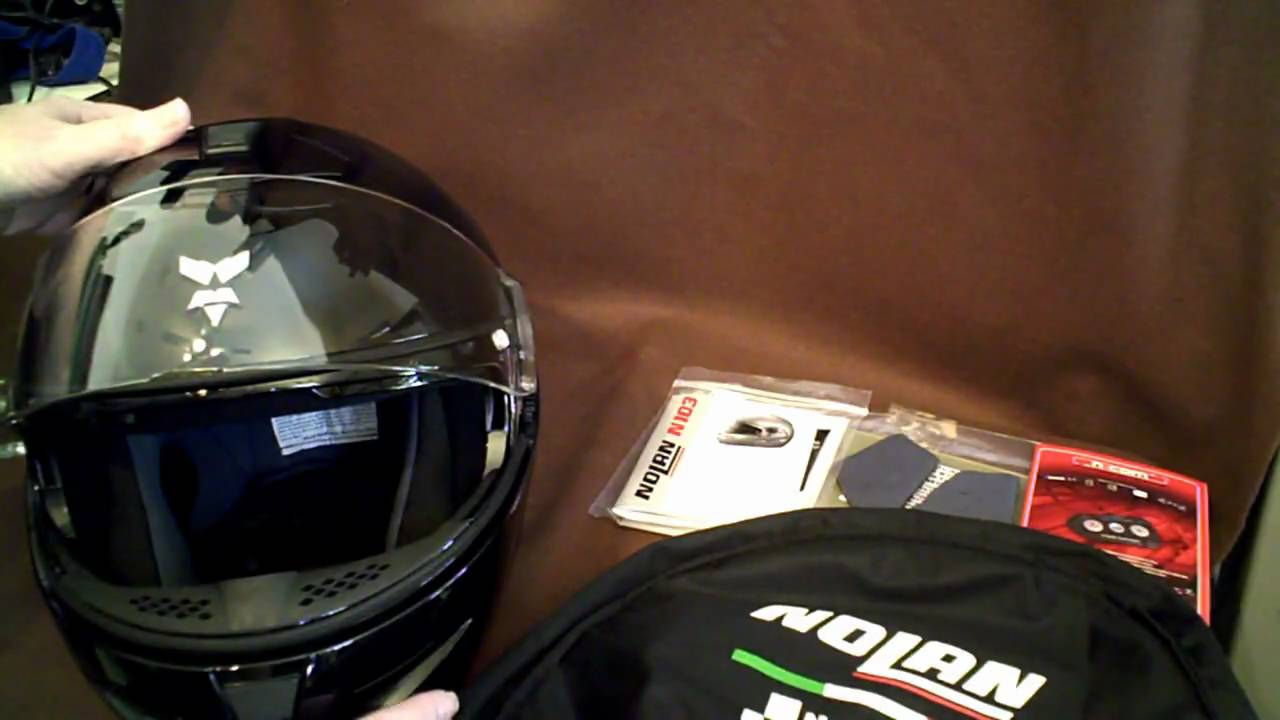87880fbd Nolan N103 Helmet Review - YouTube