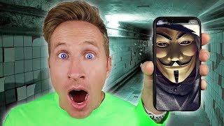 WE HACKED THE HACKERS IPHONE and ESCAPING by FINDING GAME MASTER CLUES!! How to Stop Project Zorgo