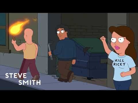 American Dad - Ricky Spanish PART 1