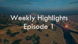 PUBG Xbox One | Weekly Highlights: Episode 1