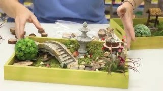 Crankin' Out Crafts-ep466 Faİry Garden