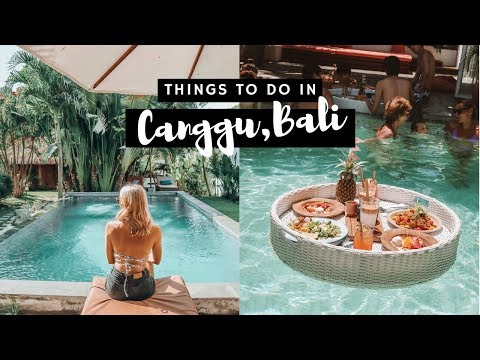TRAVEL TO BALI | THINGS TO DO IN CANGGU