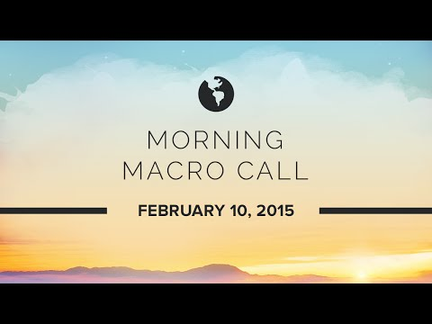 Hedgeye's Morning Macro Call with CEO Keith McCullough: The Bubble Formerly Known as 2014