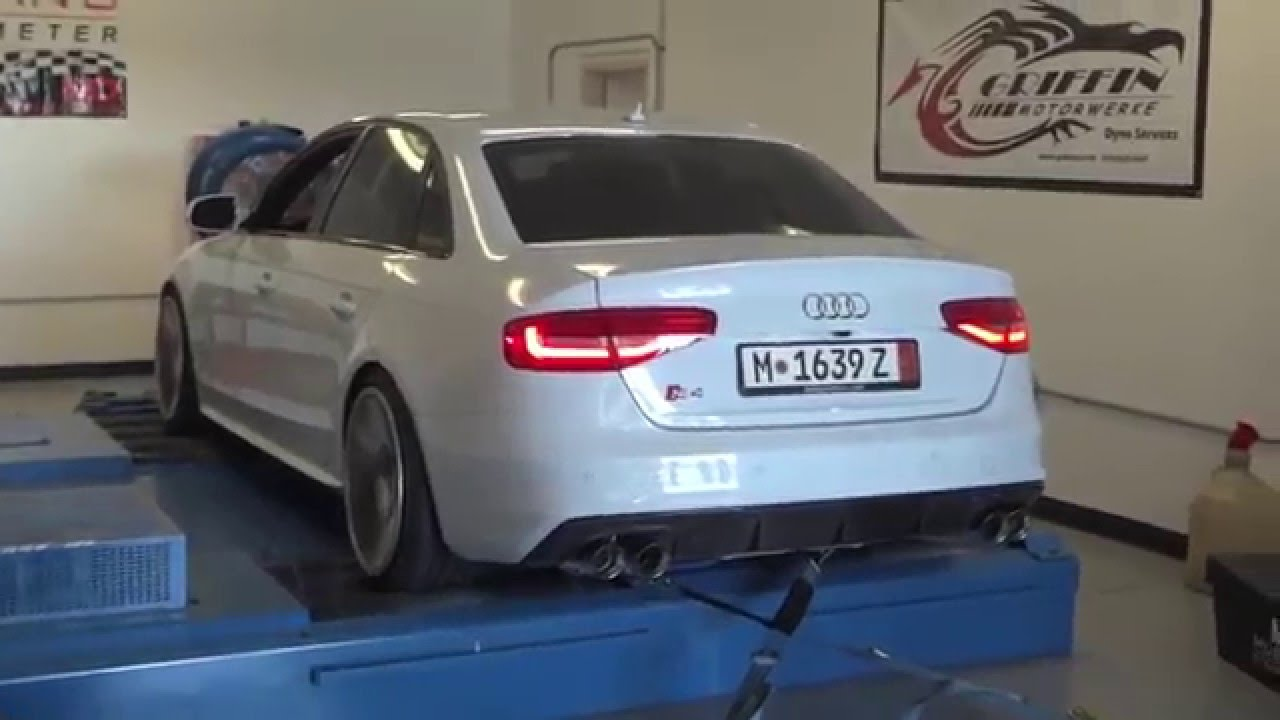 audi b8 5 s4 dyno pulls apr tuning armytrix cat back. Black Bedroom Furniture Sets. Home Design Ideas