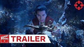 Aladdin (2019) - magyar előzetes #1
