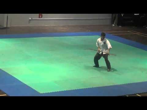 Vietnam Wing Chun: Vĩnh Xuân Ngô Gia - Lục điểm bán côn