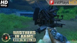 Brothers in Arms: Road to Hill 30 - PC Gameplay 1080p