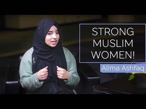 Strong Women in Islamic History | Alima Ashfaq