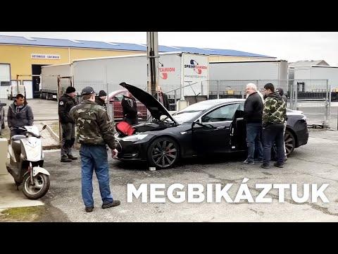 A nagy Tesla Supercharger túra - kis bökkenővel