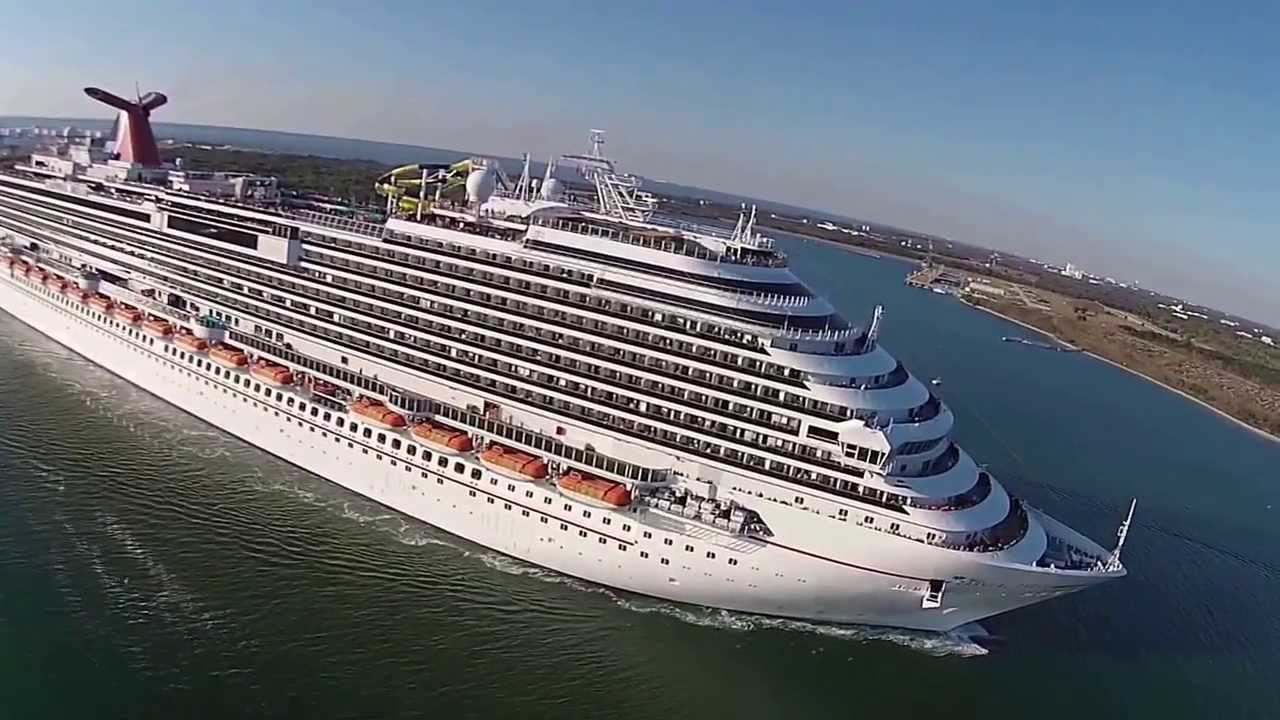 Carnival Cruise Departing Port Canaveral Doovi