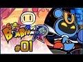 Super Bomberman R - Story Mode Part 1 | World 1: Planet Technopolis! [Nintendo Switch Gameplay]