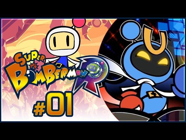 Super Bomberman R (видео)