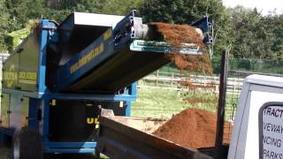 D & M Barnett Plant Hire Screener