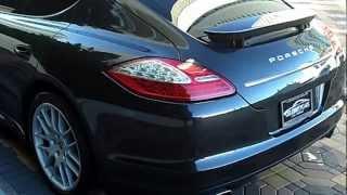 Porsche Panamera V6 2011 Videos