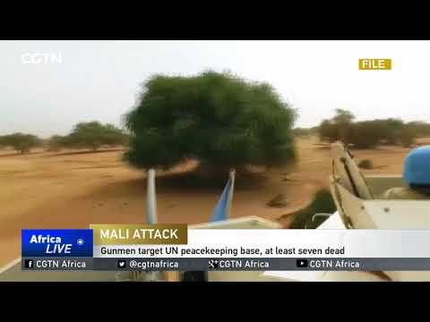Mali Attack: Gunmen target UN peacekeeping base, at least seven dead