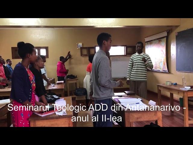 Seminarul Teologic Assemblée de Dieu Madagascar