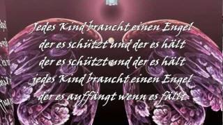 Klaus Hoffmann - Jedes Kind braucht einen Engel