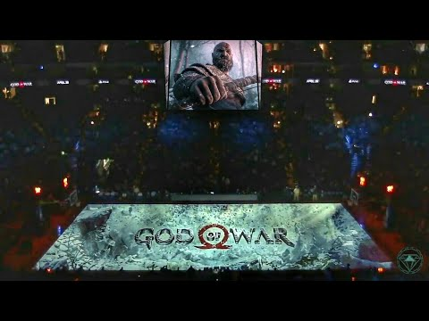 God of War NEW commercial in Warriors game