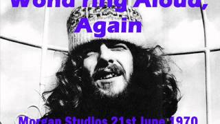 Jethro Tull Wond'ring Aloud, Again
