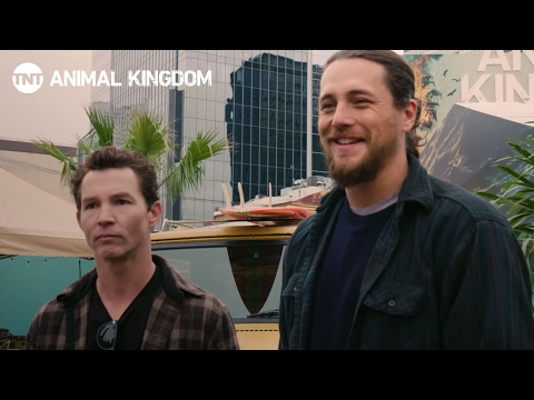 Animal Kingdom: The Cody Men Answer  Questions at SXSW  TNT