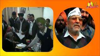 Dr Dharamvir Gandhi is AAP candidate from Patiala