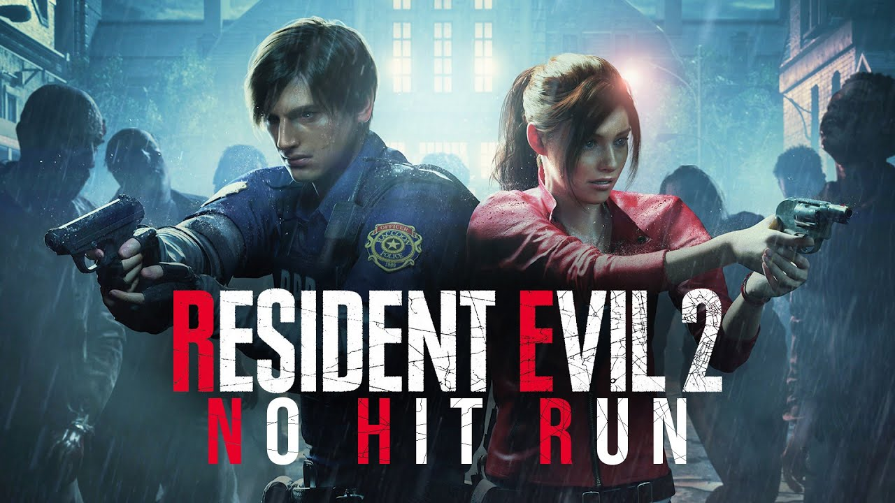 Resident Evil 2 - No Hit Run