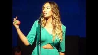 Leona Lewis - Grenade (Bruno Mars Cover) - Amberliegh Talent Showcase, London, 25/08/12