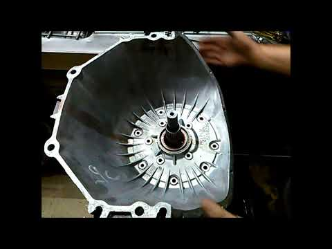 Trimatic TH180 3L30 Auto Transmission Holden Commodore GM  Disassembly/Overhaul Part1 of 4