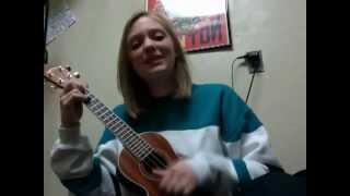 Honey Bee (ukulele cover)