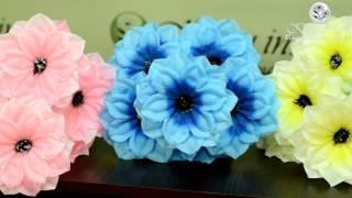 Искусственные цветы от Kvitu.in.ua! № 549 Букет хризантемы, 46см(, 2016-05-24T06:35:51.000Z)