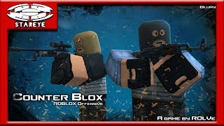 Roblox Offensive: HUNGER!