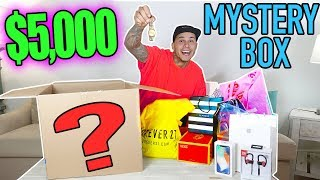 $5,000 Mystery Box From EBAY!!! (YOU WON'T BELIEVE THIS!!!)