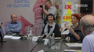 """Оксана Сташенко на открытии Кинофестиваля """"От всей души"""" в Ульяновске"""