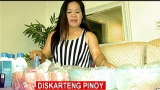 Diskarteng Pinoy | Negosyanteng yaya sa San Juan