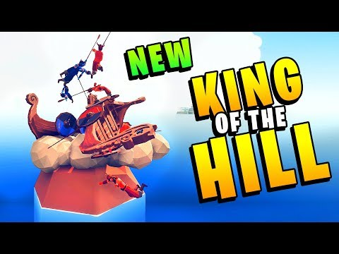 TABS - Epic NEW KING of the HILL In New Spots! - Totally Accurate Battle Simulator