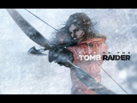 Rise of the Tomb Raider Movie (100% Relics, Murals, Journals) 2016