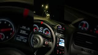 Araba SnapVolkswagen SciroccoGeceTop Speed