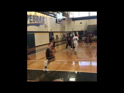 Mohamed Najm 2018-19 Dearborn High School Basketball Highlight Tape