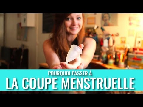 Pourquoi passer à la cup (coupe menstruelle) ?